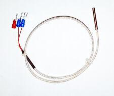 PT100 Temperature Sensor, Stainless steel Thermocouple Sensor Probe Temperature