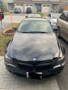 BMW 6 SERIES! Safetied Fully Loaded!| Winter Tires| New Breaks