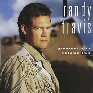Greatest Hits, Vol. 2 - Music CD - Randy Travis -  1992-09-04 - Warner Bros. - V
