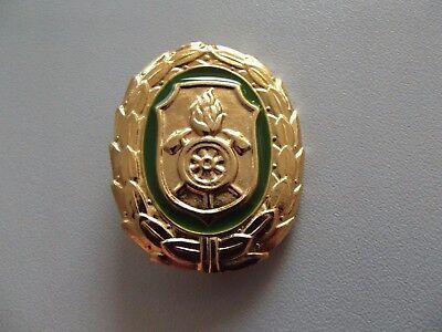 (a36-1443) Bayern Feuerwehr Ehrenzeichen Löschabzeichen Gold-grÜn BerüHmt FüR AusgewäHlte Materialien, Neuartige Designs, Herrliche Farben Und Exquisite Verarbeitung