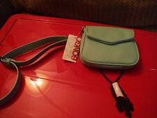 NWT BONGO Pale Green Hangbag Purse with Chain or Belt Around Waist
