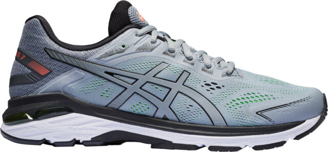 Asics GT 2000 7 WIDE FIT (2E) Mens Running Shoes Grey