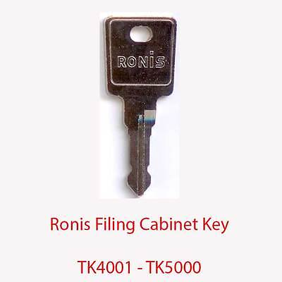Lowe /& Fletcher Replacement Filing Cabinet Key 95001-97000