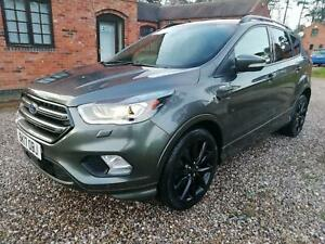 Ford-Kuga-2-0TDCi-150ps-ST-Line-2017-12800-miles-3-Ford-Services