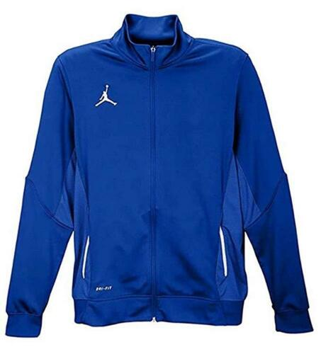 Nike Men/'s Air Jordan Flight Team Dri-Fit Jacket Style 696736,Red or Blue