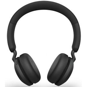 Jabra Elite 45h Bluetooth-Kopfhörer schwarz Ohraufliegend On-Ear-Kopfhörer