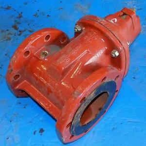 Kennedy 4 Quot Fire Main Gate Valve 888h No Handle Ebay
