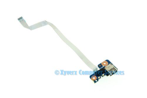 CA48 813515-001 6050A2731801 GENUINE OEM HP USB BOARD W// CABLE 14-AF 14-AF110N