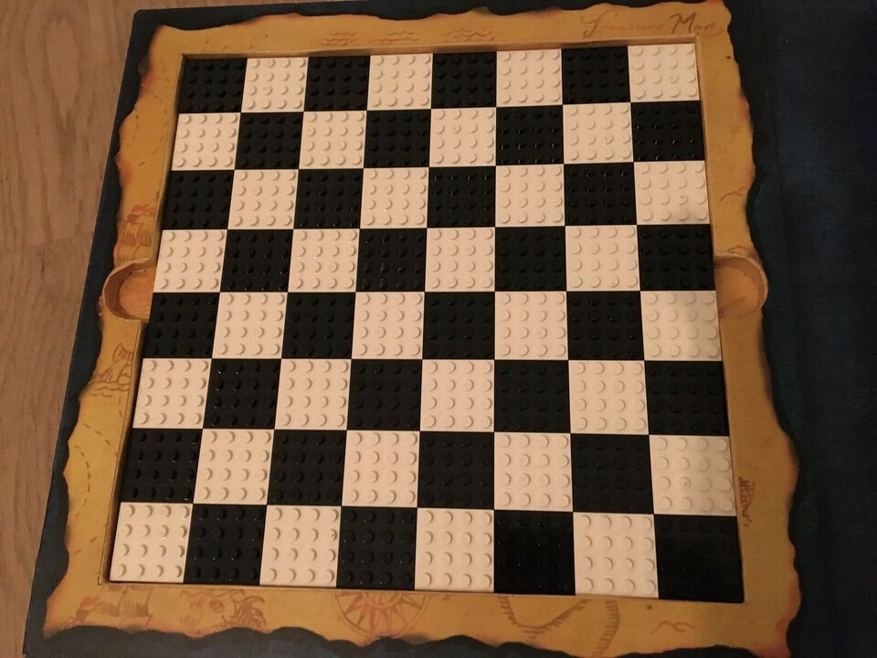 Lego Pirates Chess Set - Rare