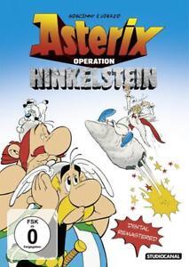 Asterix - Operation Hinkelstein - Digital Remastered DVD NEU