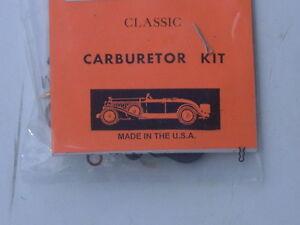 38 39 40 41 42 45 46 47  FORD TRUCK V8 CARBURETOR KIT 94 HOLLEY STROMBERG  2 V