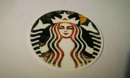 Starbucks Woman Logo Matte Sticker Skate Laptop Coffee Costa Cafe Guitar