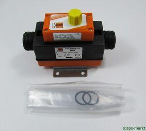 KOBOLD-MIK-5NA20AF390-NEW-Durchflussmesser-MIK-GO