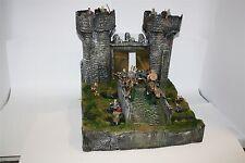 Löwen Tor mit Brücke zu 7cm  -1412, Mittelalter, Spätmittelalter, History Tale