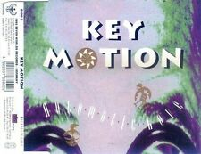 Key Motion Automatic love (1993) [Maxi-CD]
