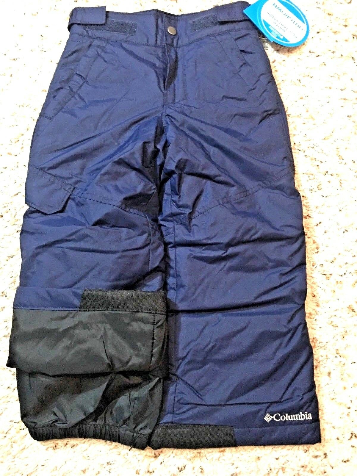 Boys Columbia Outgrowm Heavyweight  Water - Resistant Snow Pants, Size XXS