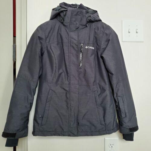 Columbia winter jacket women