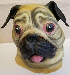 New Pug Dog Mask