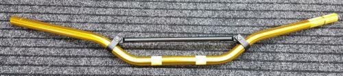 "NEW gold 7//8/"" 22mm strrefighter HANDLE BARS ALUMINIUM MEDIUM BRACED BAR"