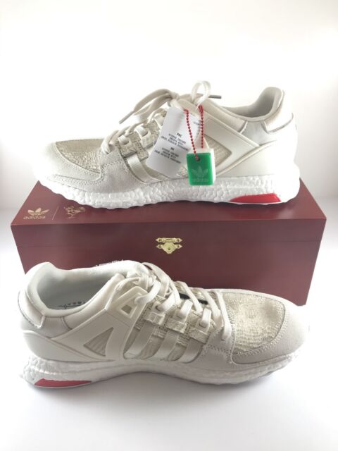 low priced 72f4a 714f8 Adidas EQT Support Ultra Boost CNY Chinese New Year BA7777 mens Size 8