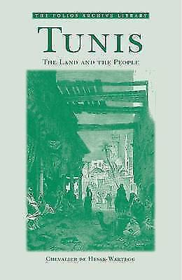 NEW - Tunis: The Land and the People (The Folios Archive Library)  A27