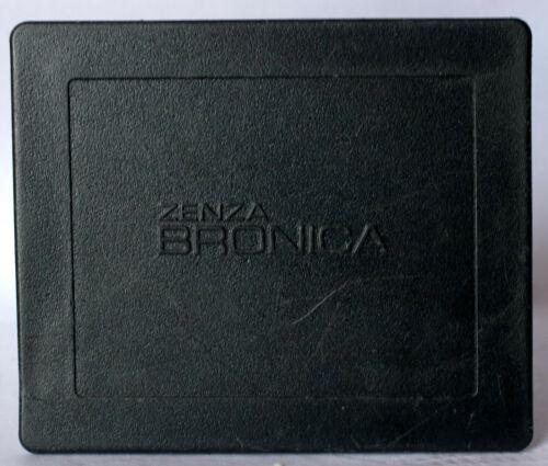 Bronica ETR rear body cap.
