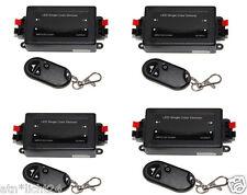 4x LED SMD Funk Regler Dimmer Fernbedienung Leiste Modul 12V 24V 8A PKW CAR LKW