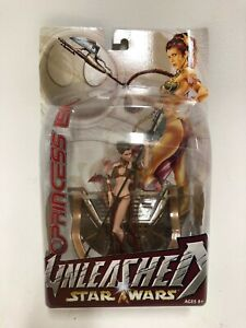 Princess-Leia-Slave-Unleashed-Very-rare-and-collectable-Star-Wars-figure