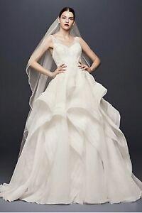 Truly Zac Posen Wedding Dress Ebay