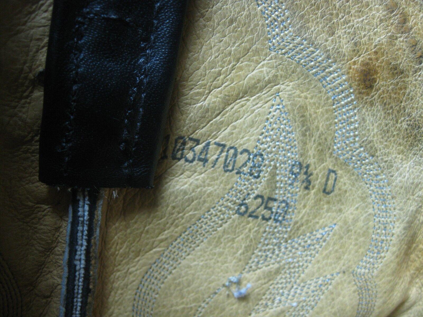 VINTAGE TONY LAMA  A GRAY COWBOY DISTRESSED WESTERN COWBOY GRAY ROCKABILLY BOOT 9.5D 810efb