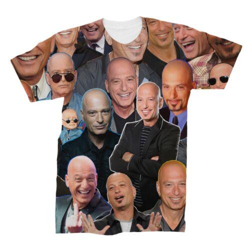 Howie Mandel Photo Collage T-Shirt