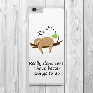 iphone sloth cover
