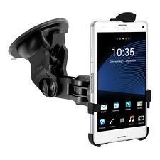 Auto Halterung für Sony Xperia Z3 Compact KFZ Halter PKW LKW Handy Front