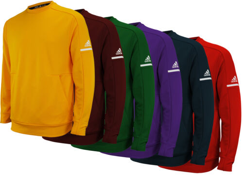Adidas Men's Game Player Crew Sweatshirt, Color And Sizing Options