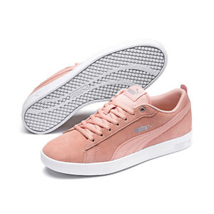 Damen Schuhe Sneaker Puma Lifestyle Smash Wns v2 SD Sneaker