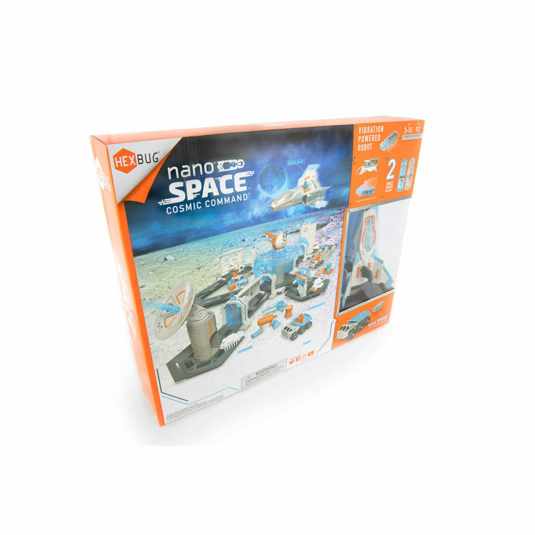 417-5400 Hexbug Robot Nano SPACE Cosmic Command