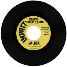 """LIL' RAY And The PREMIERS  """"SHAKE! SHOUT! & SOUL""""   EARLY 60's R&B"""