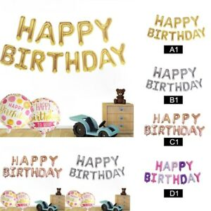 Self-Inflating-Happy-Birthday-Anniversary-Banner-Balloon-Bunting-Letter-Foil-Hot