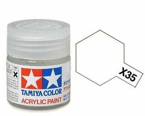 Tamiya-Acrylic-Mini-X-35-Semi-Gloss-Clear-10ml-Bottle