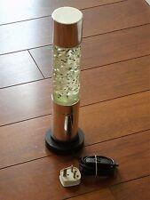 Vintage Crestworth  ( Pre Mathmos ) Living Jewel  Glitter Lamp