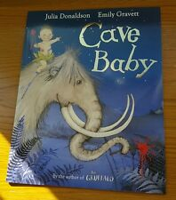 Cave Baby Julia Donaldson children's story picture pre-school book new