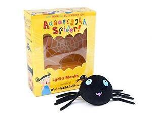 Aaaarrgghh-Spider-Book-amp-Plush-Set-Aaaarrgghh-Spider-Plush-Set-by-Lydia