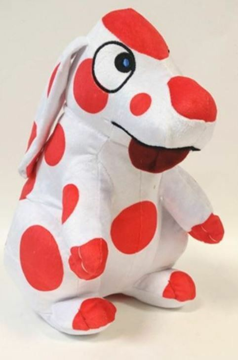 Soft toy Original PIMPA 30 cm Original Standing NEW Altan Corriere Small