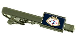 Marine Royale Royal Fleet Auxiliary Fort George Pince à Cravate Gravé O5CnMDzl-09095130-283527756