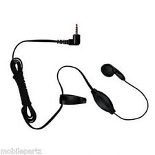 Nokia HDE-2 Handsfree Kit 2.5mm Mono Earphone for 1100 2610 3390 3560 6010 8800