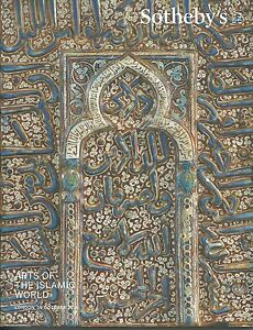 Details about SOTHEBY'S ISLAMIC ART Qurans Jewelry Lacquer Metalwork Arms  Qajar Enamel Cat 016