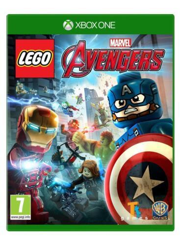 1 of 1 - LEGO Marvel Avengers (Microsoft Xbox One, 2016) - European Version