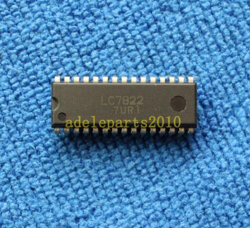 interruptor de función LC7822 analógico 5 un