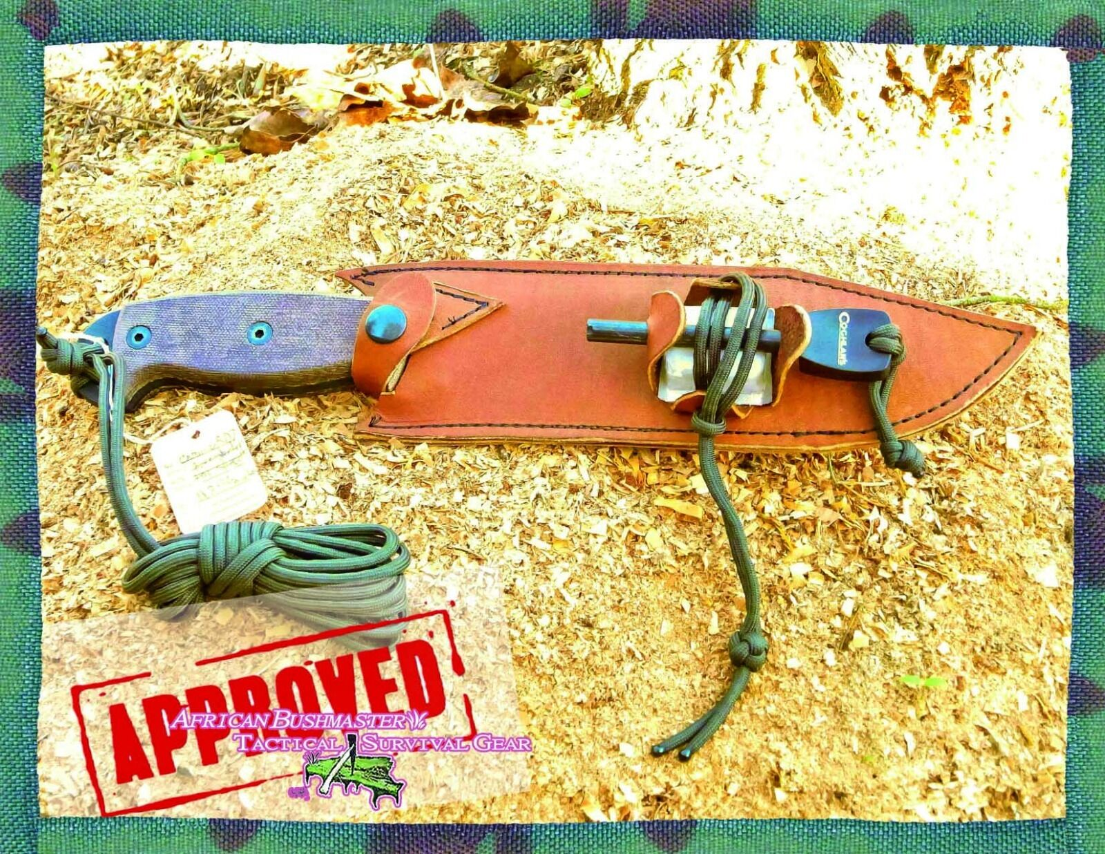 Approved  ABushmaster Ontario RD 7  '(Sheath Only)'