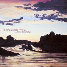 Kingsbury Manx, Aztec Discipline CD 2003 PROMO VERSION RARE!